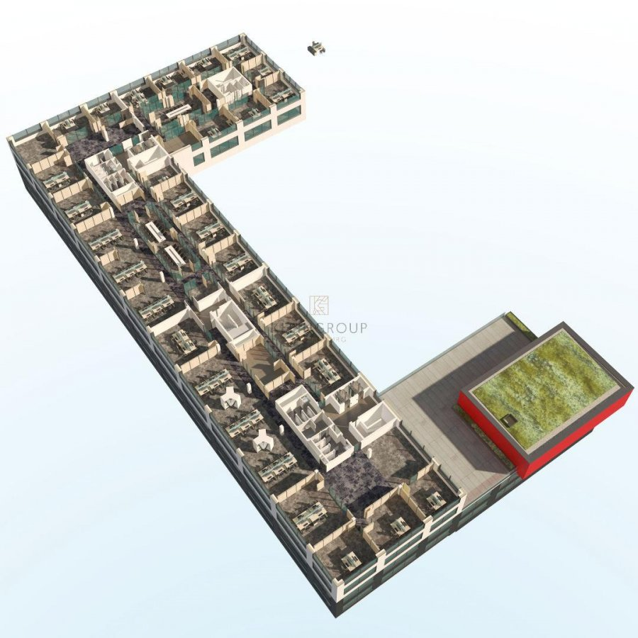 büro mieten 0 schlafzimmer 400 m² windhof (koerich) foto 7