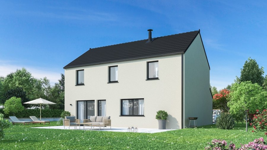 acheter maison 5 pièces 132 m² herbignac photo 2