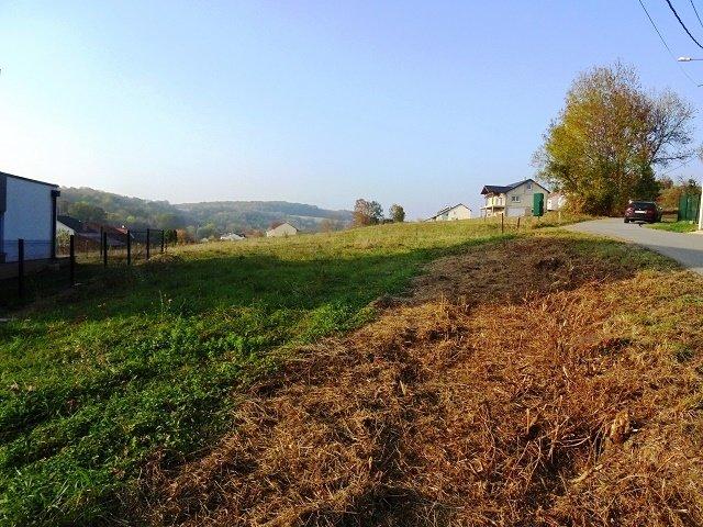 Terrain constructible à vendre à Haute-Kontz
