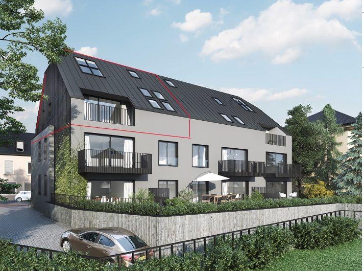 acheter duplex 3 chambres 155 m² sandweiler photo 2