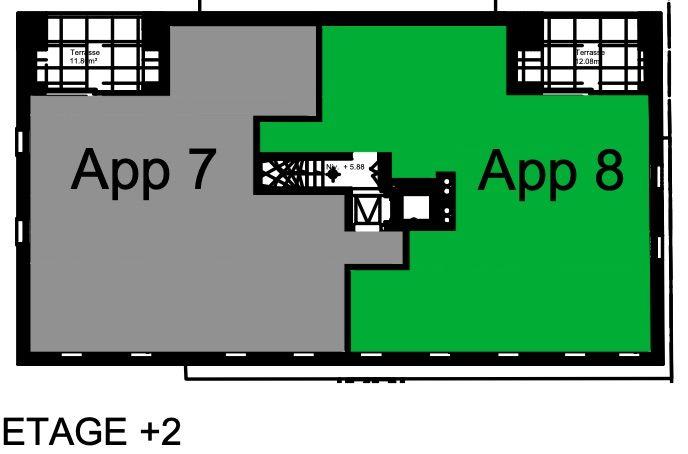 acheter duplex 3 chambres 155 m² sandweiler photo 4