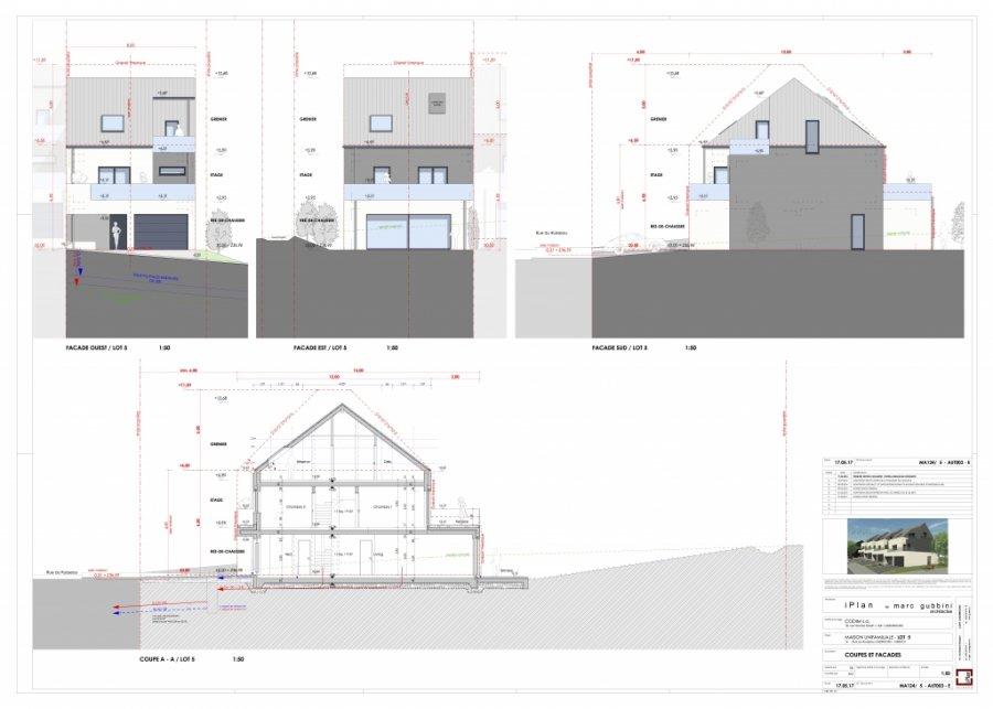 acheter maison individuelle 3 chambres 181 m² beringen (mersch) photo 7