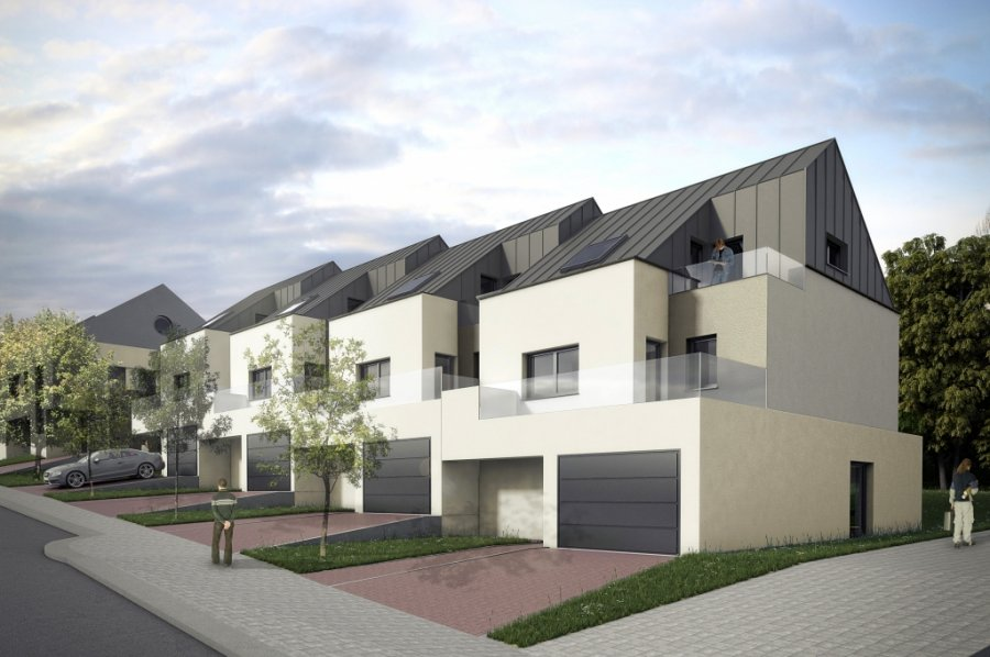 acheter maison individuelle 3 chambres 181 m² beringen (mersch) photo 1