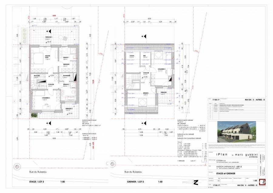 acheter maison individuelle 3 chambres 181 m² beringen (mersch) photo 6