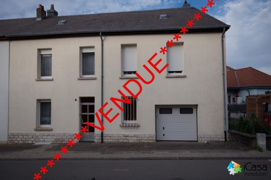 Maison jumelée à vendre 4 chambres à Pétange