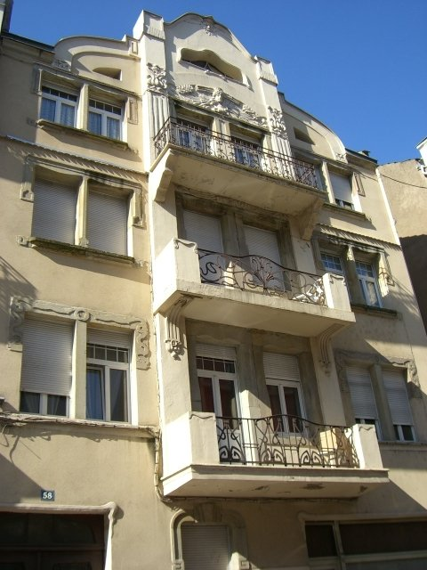 louer appartement 4 pièces 85.35 m² metz photo 1