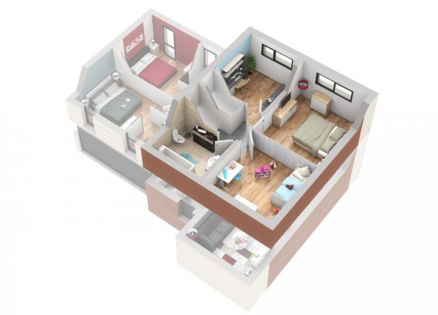 acheter maison 6 pièces 130 m² mécleuves photo 7