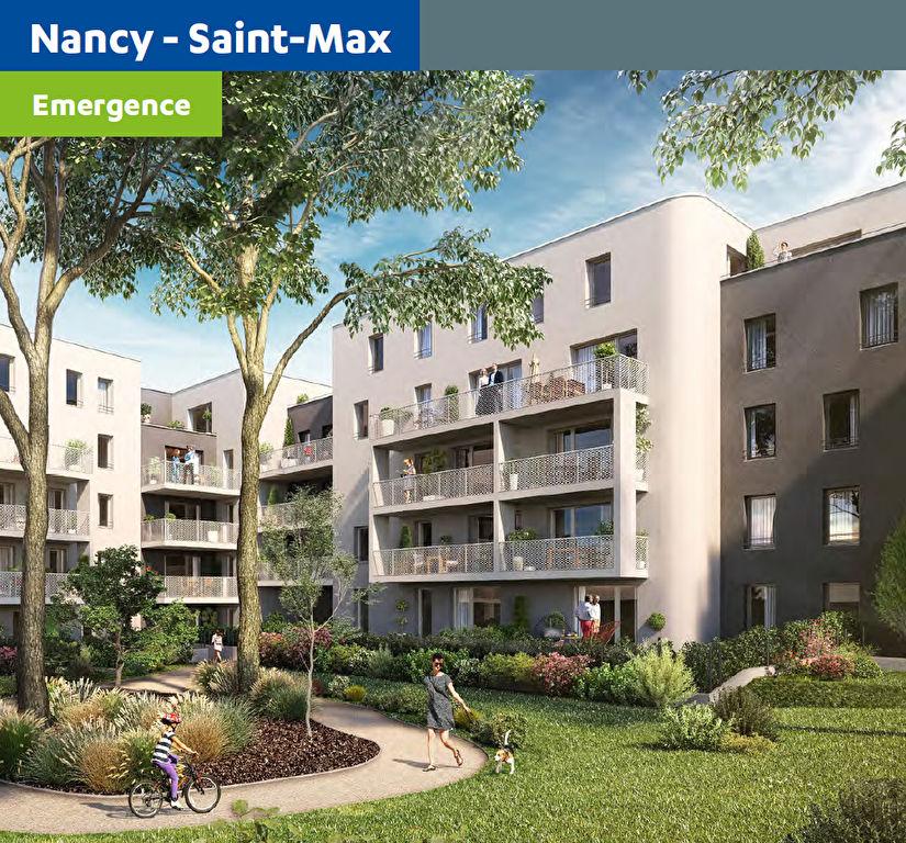 acheter appartement 2 pièces 36 m² saint-max photo 1