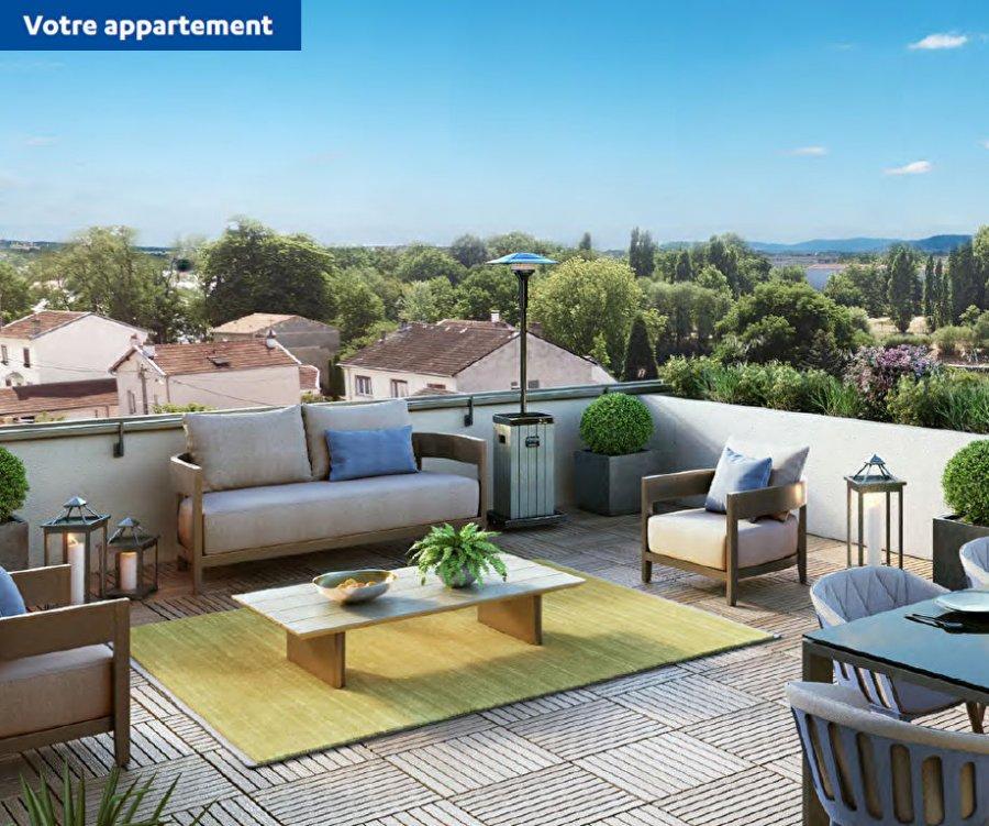 acheter appartement 2 pièces 36 m² saint-max photo 2