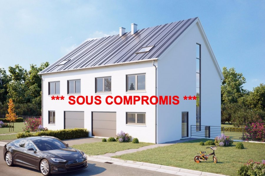 acheter maison jumelée 3 chambres 180 m² bilsdorf photo 1