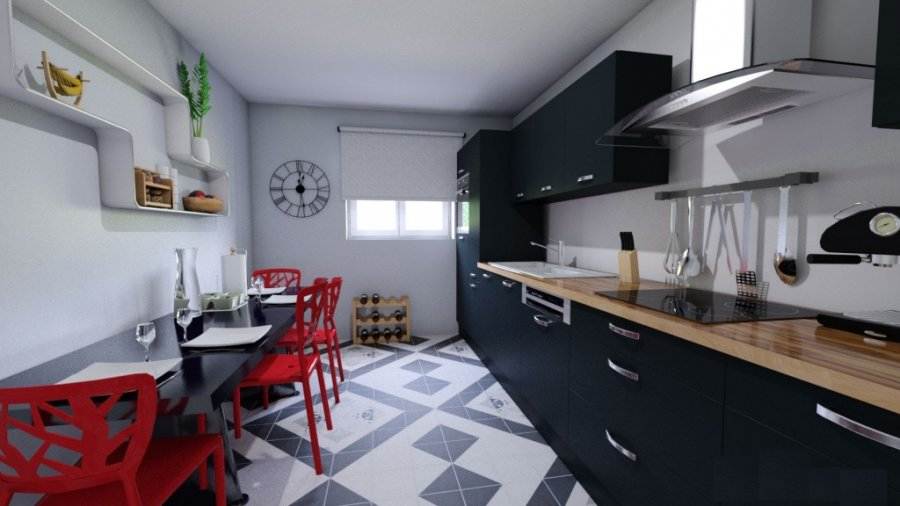 acheter maison jumelée 3 chambres 180 m² bilsdorf photo 3