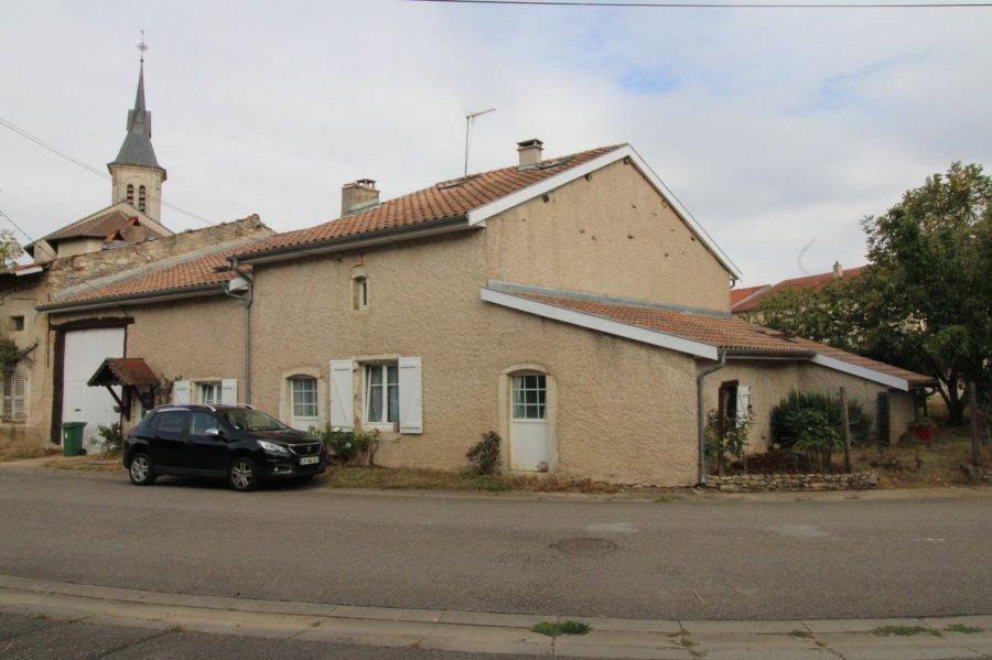 Maison à vendre F9 à Bernecourt