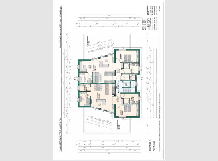 Penthouse à vendre 4 Pièces à Wallerfangen (DE) - Réf. 6545626
