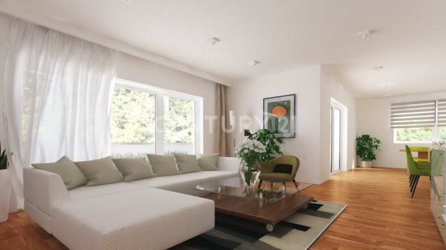 penthouse for buy 4 rooms 157.53 m² wallerfangen photo 2
