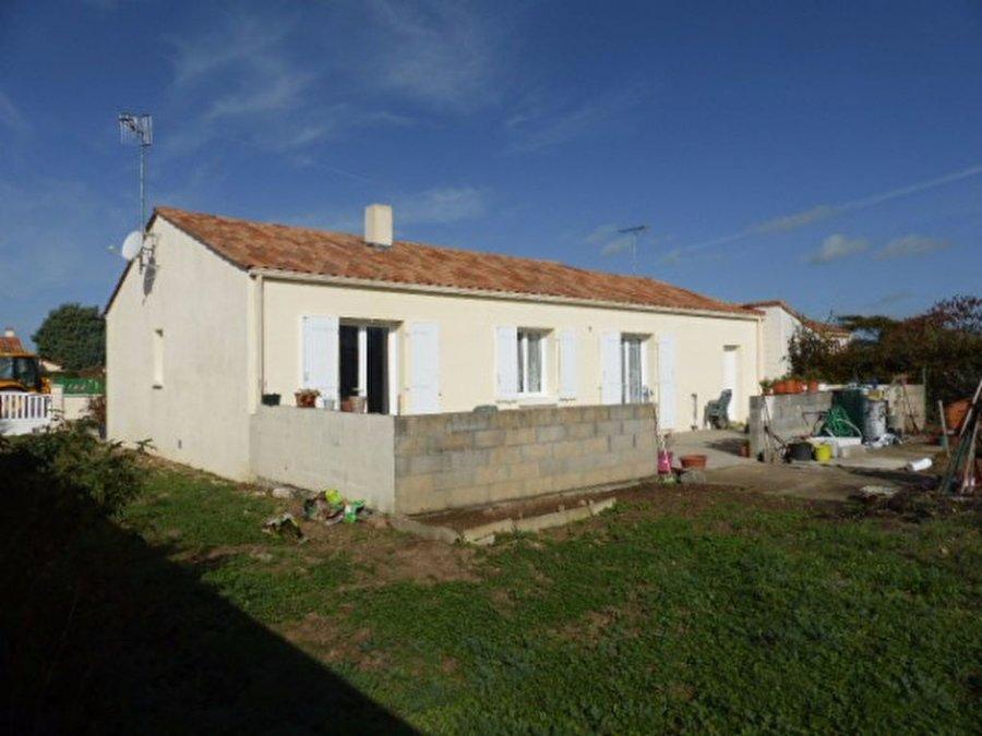 acheter maison 4 pièces 87 m² longeville-sur-mer photo 4