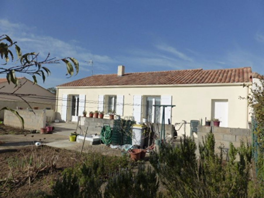 acheter maison 4 pièces 87 m² longeville-sur-mer photo 3