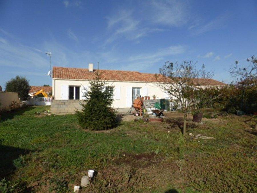 acheter maison 4 pièces 87 m² longeville-sur-mer photo 2