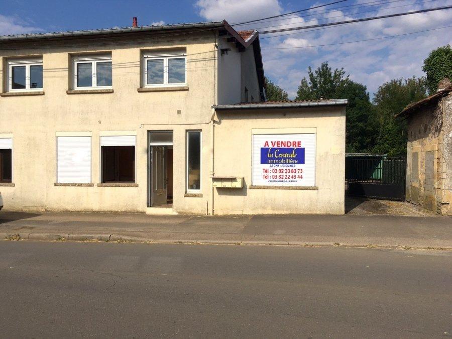 Maison à vendre F11 à Pierrepont