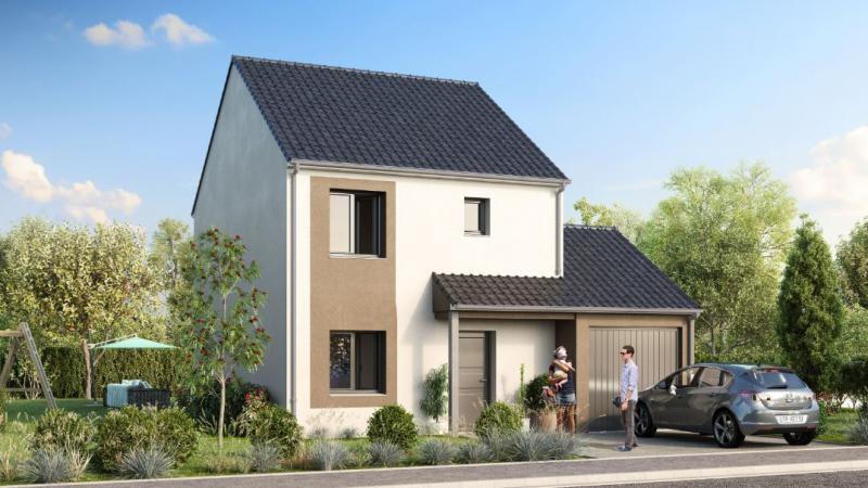 Maison à vendre F6 à Montigny-les-metz