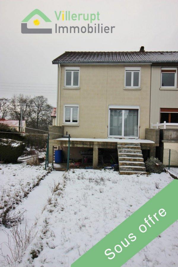acheter maison 5 pièces 90 m² villerupt photo 1