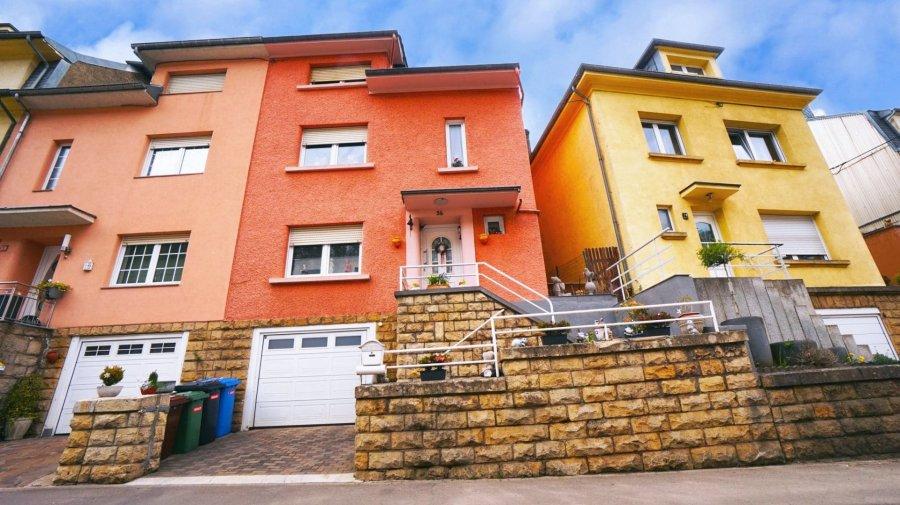 acheter maison 4 chambres 118.1 m² differdange photo 1