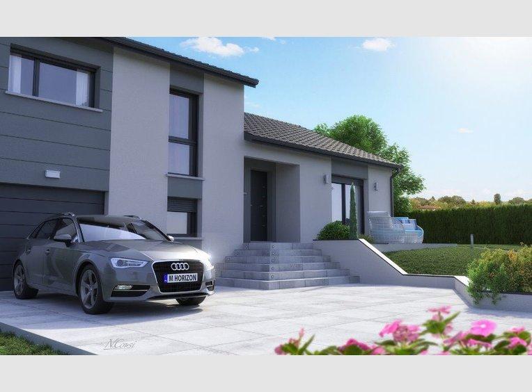 neuf maison 5 pi ces florange moselle r f 5133530. Black Bedroom Furniture Sets. Home Design Ideas