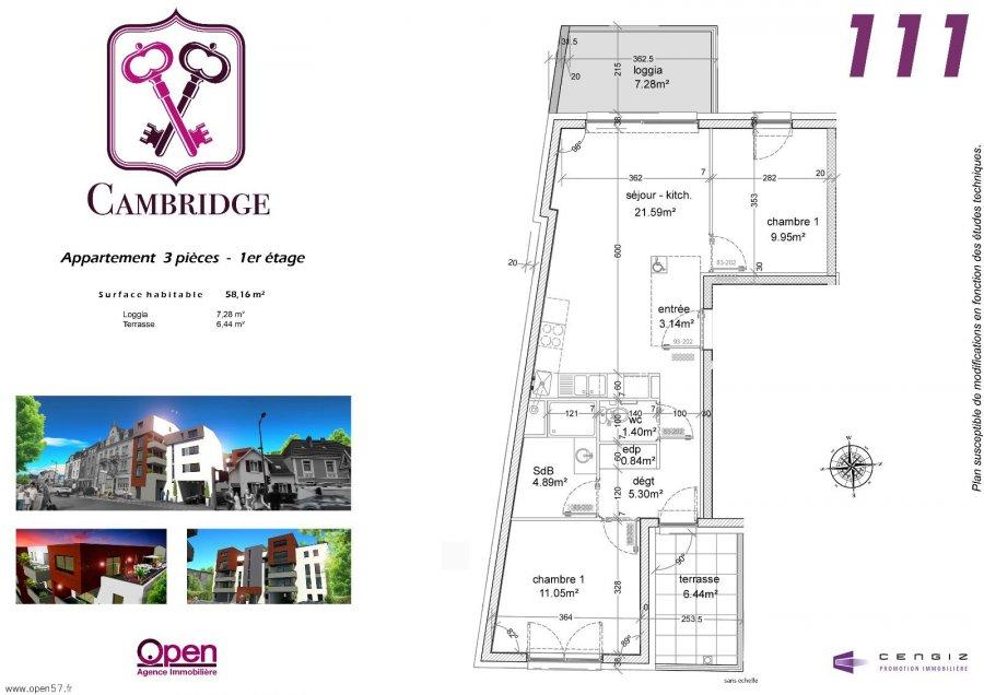 acheter programme neuf 0 pièce 46.42 à 51 m² thionville photo 7