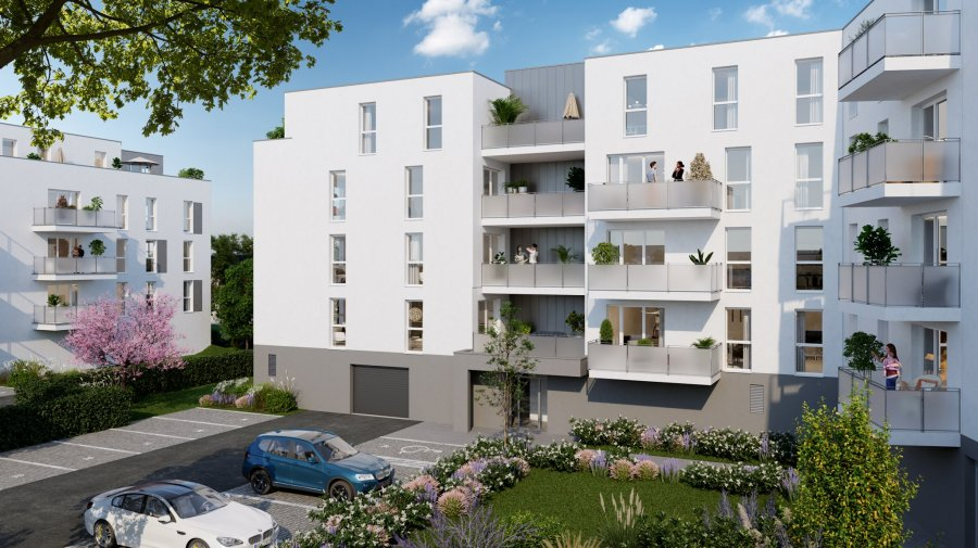 acheter appartement 4 pièces 75.19 m² thionville photo 3