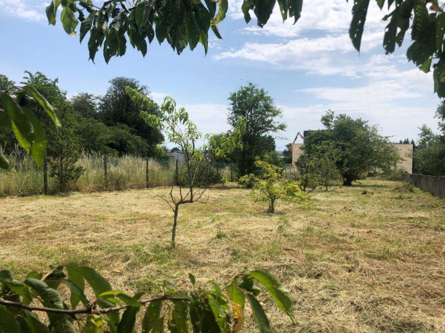 Terrain constructible à vendre à Audun le roman