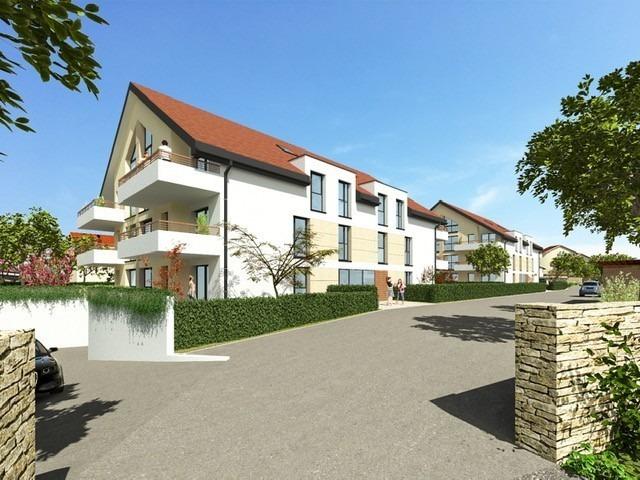 acheter appartement 3 pièces 66.5 m² woippy photo 2