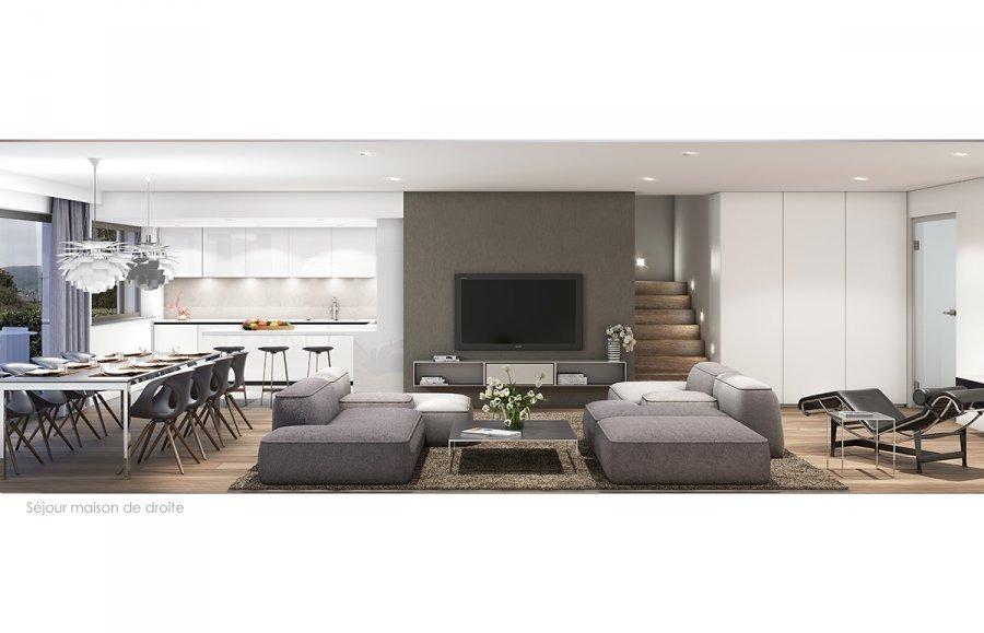 Maison jumelée à vendre 4 chambres à Mersch