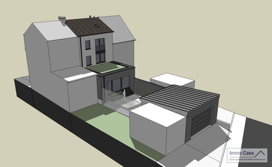 Maison mitoyenne à vendre 4 chambres à Howald