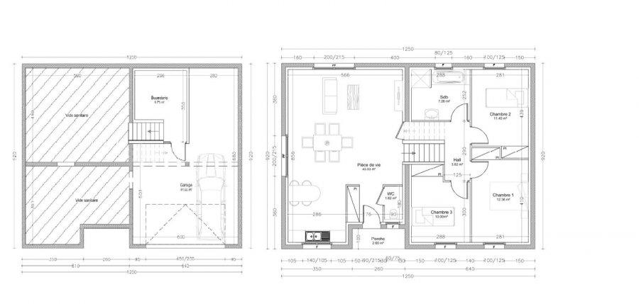 acheter maison individuelle 4 pièces 104 m² charmes photo 2