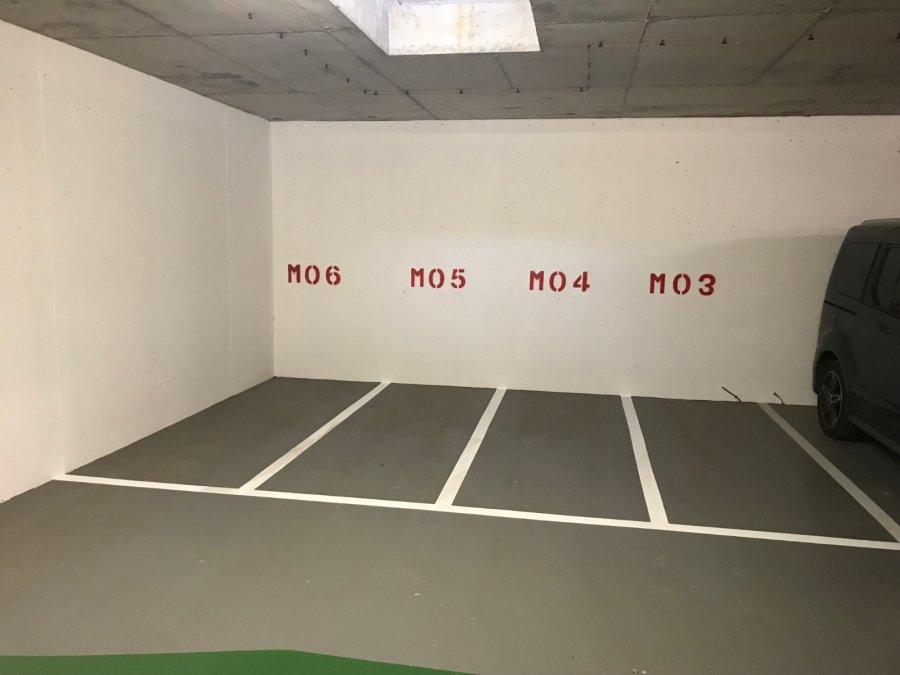 Garage fermé à louer à Differdange