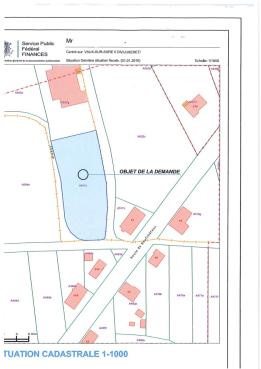 acheter terrain constructible 0 pièce 2759 m² vaux-sur-sûre photo 2