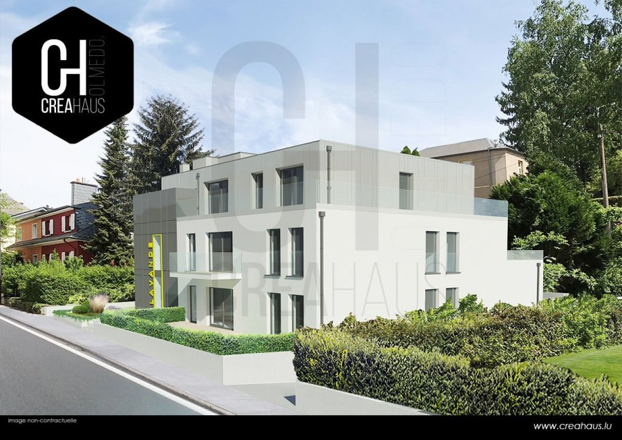 acheter appartement 3 chambres 121.18 m² luxembourg photo 2