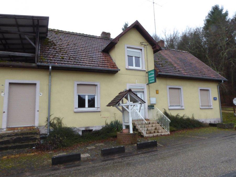 Maison à vendre F12 à Baerenthal