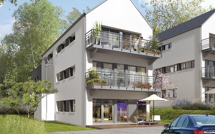 acheter bureau 0 chambre 91.73 m² weiswampach photo 3