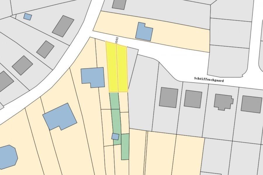 Terrain constructible à vendre à Canach