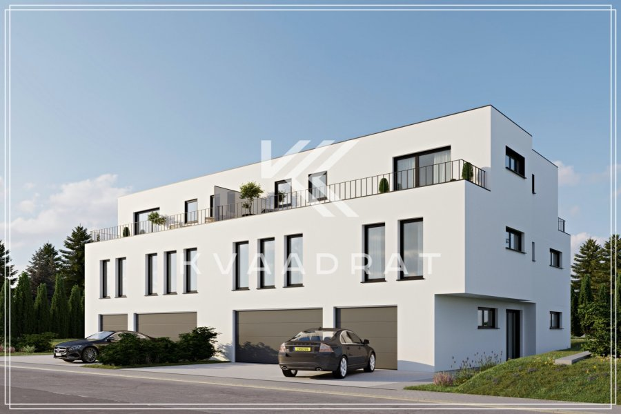 Penthouse à vendre 4 chambres à Pontpierre