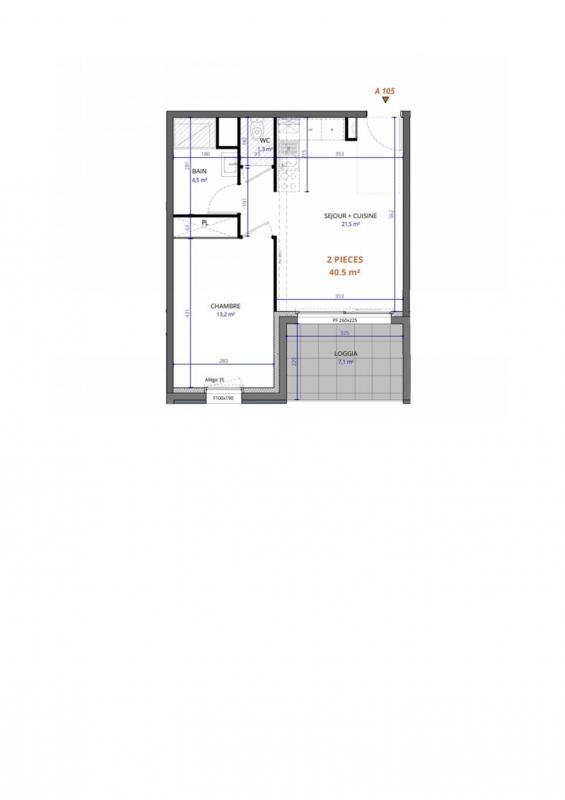 acheter appartement 2 pièces 40 m² metz photo 2