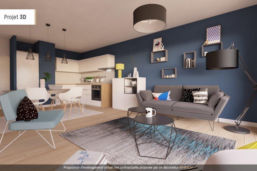 acheter appartement 3 pièces 61.9 m² longeville-lès-metz photo 3