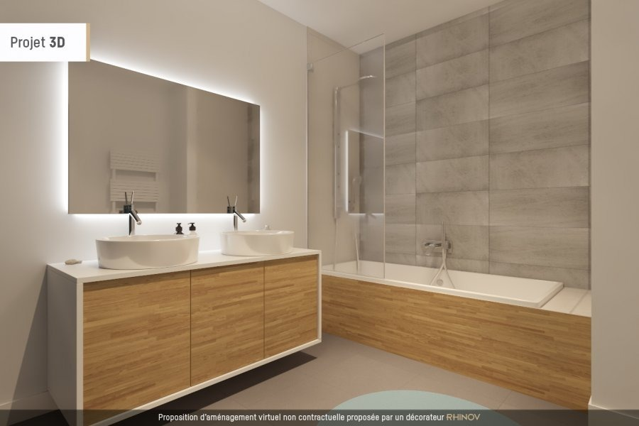 acheter appartement 3 pièces 61.9 m² longeville-lès-metz photo 7