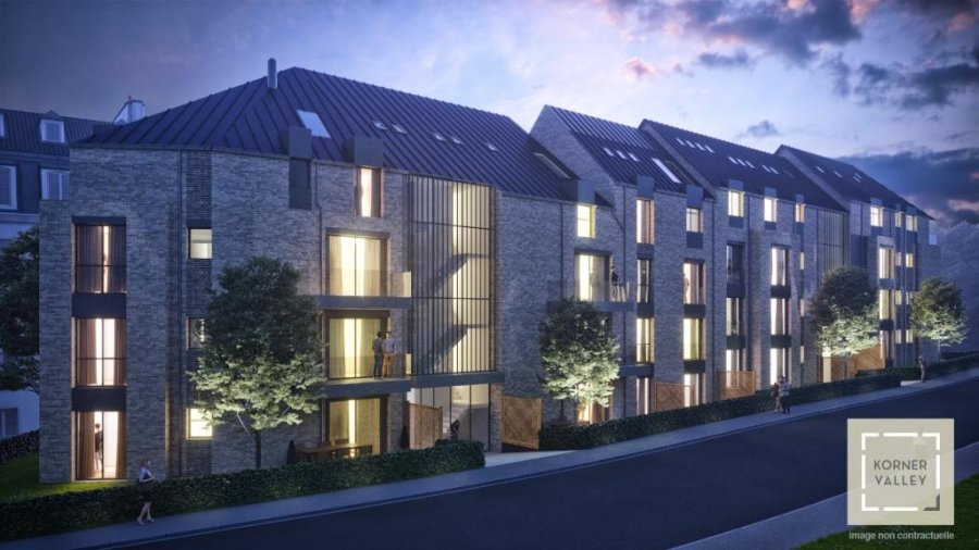 wohnung kaufen 3 schlafzimmer 122.64 m² luxembourg foto 1