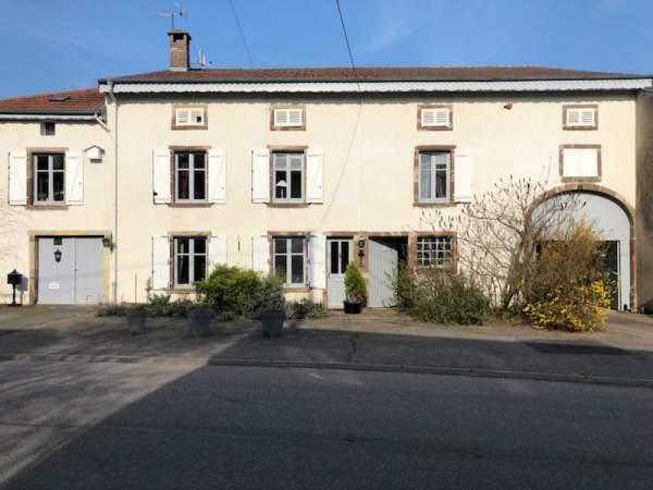 acheter maison 0 pièce 143 m² gerbéviller photo 1