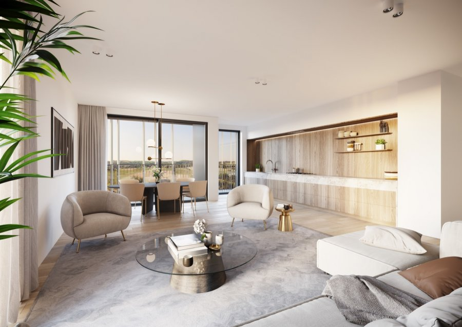 wohnung kaufen 1 schlafzimmer 59.15 m² belval foto 5