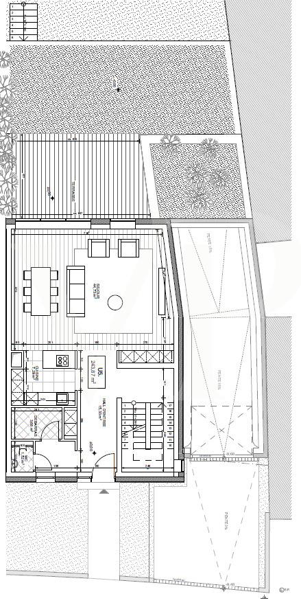 acheter triplex 5 chambres 244 m² useldange photo 4