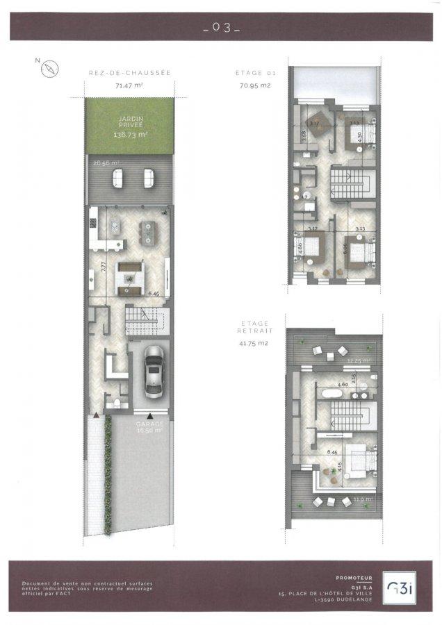 acheter maison jumelée 5 chambres 184 m² kayl photo 4