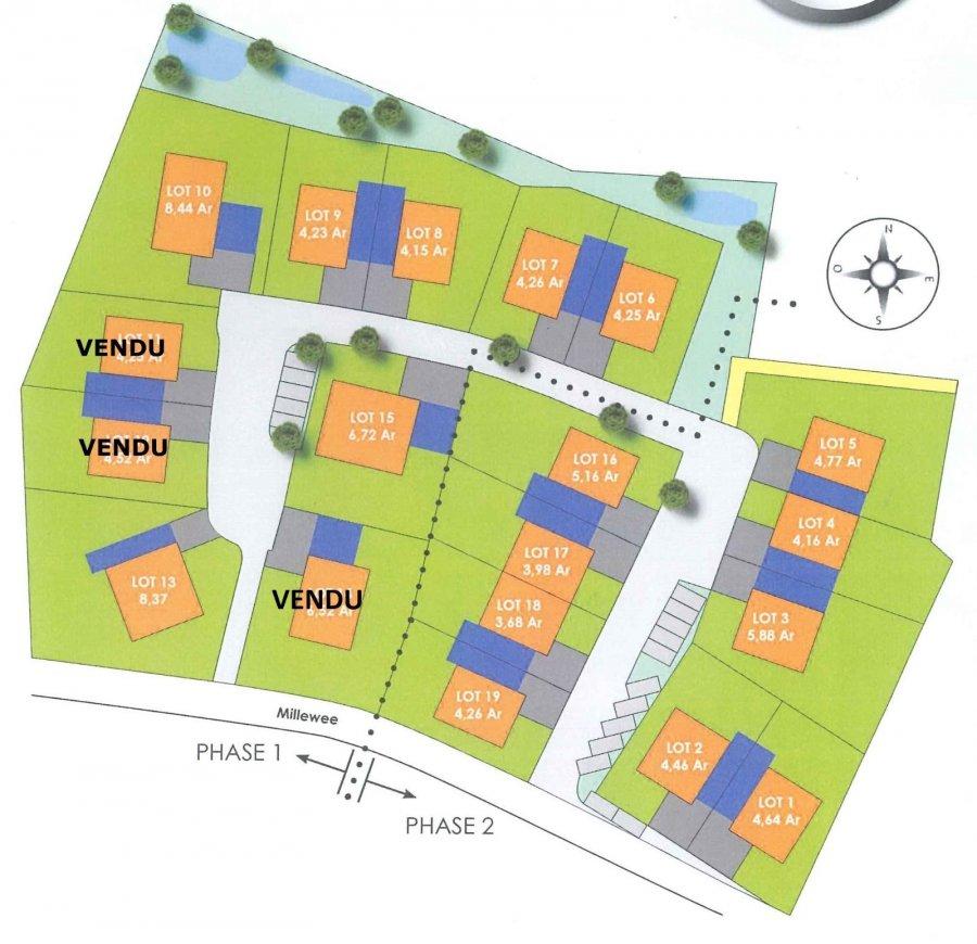 Terrain constructible à vendre à Calmus