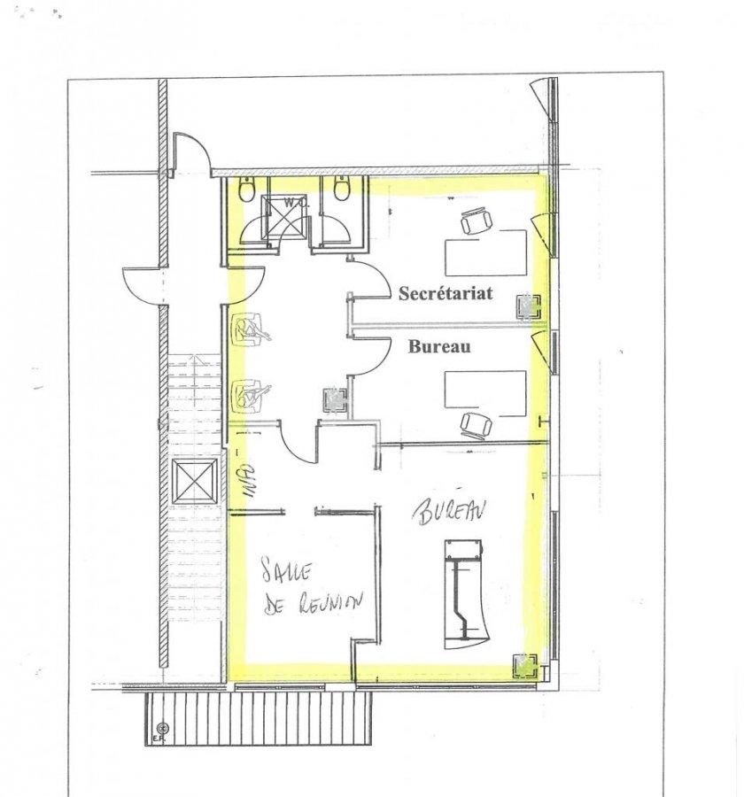 acheter bureau 0 chambre 81.53 m² bascharage photo 4